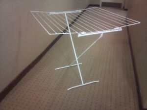 Sturdy  Indoor/Outdoor Clothes Dryer  -  Like New