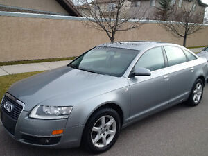 2007 Audi A6 3M No Accidents + Extra New Of Winter Tires & Rims
