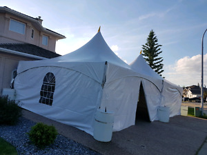 UNIQUE TENT rental Edmonton 7807103359