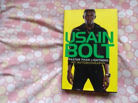 Usain Bolt autobiography - GREAT PRESENT