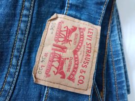 Levi 506 Jeans