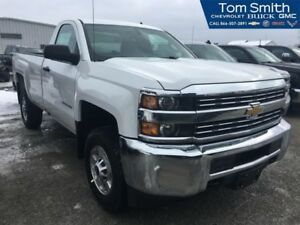 2018 Chevrolet Silverado 2500HD   CONVENIENCE PACKAGE/ALL TERRAI