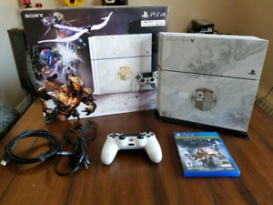 PlayStation 4 Destiny: The Taken King - Limited Edition Console