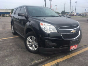 2012 Chevrolet Equinox SUPER LOW MILAGE!!