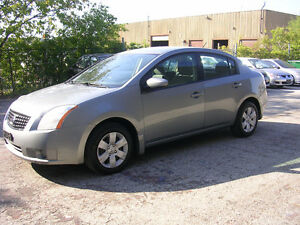 2008 Nissan Sentra Sedan-automatic. drives great-REDUCED!!!