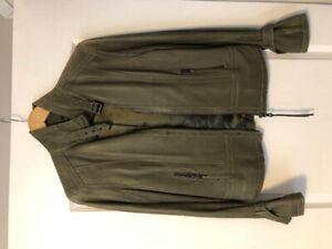 Marc New York Leather Jacket - Never Worn - Size M