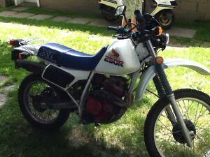 Honda XL250R Enduro