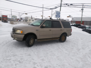 2002 Ford Expedition VUS