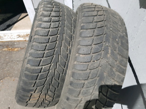 2 225/60/r16 winter tires