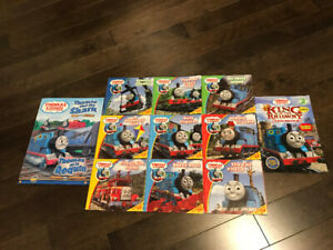 Livres Thomas the train books