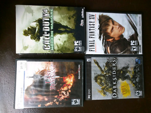 4 pc games for 20