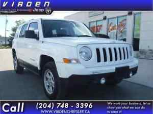 2013 Jeep Patriot North 4WD **BLUETOOTH!! CRUISE CONTROL!!**