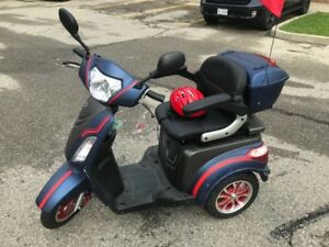 Daymak Roadstar Mobility Scooter