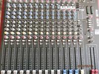 A Vendre Console/Mixer Allen & Heath ZED-16 FX.....Neuve !!!!!
