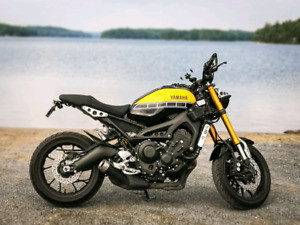 XSR900 Anniversary Edition (ABS, Trac Control, Riding modes...)