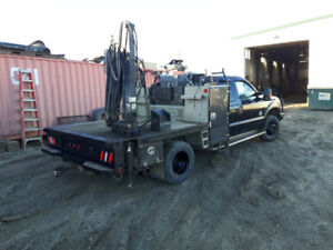 2012 Ford F350 service truck/MAKE OFFER
