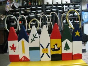 Decorative  Trap Buoys
