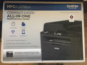 Brother MFC-L2710DW All-IN-ONE (BRAND NEW)
