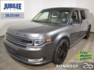 2016 Ford Flex Limited  - Leather Seats -  Heated Seats