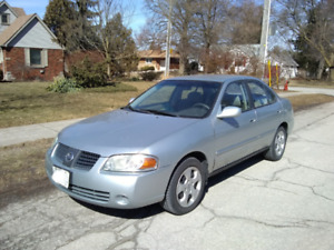 2004 Nissan Sentra 1.8S * Automatic