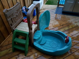 Little Tikes Step2 Outdoor Playset