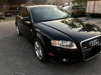 2008 Audi A4 S-line Quattro  For Sale