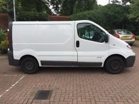 MAND AND VAN REMOVAL