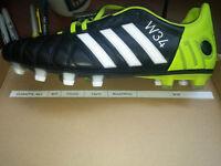 Souliers de Soccer Neufs Adidas 11pro TRX FG Grandeur 9