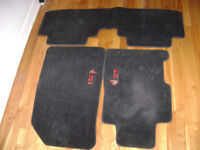 Tapis Honda Civic Si 2001 - 2005 Carpets
