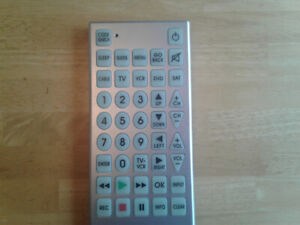 Giant Remote!  $3