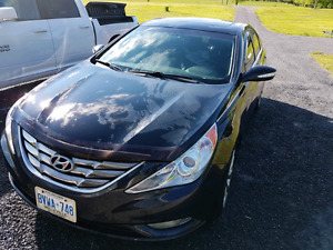 Certified fully loaded sonata 2.0t limited with navigation