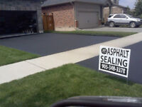 Asphalt Sealing Niagara Region Free Estimates 905-348-3378