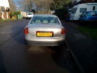Audi A6 1.8cc..Turbo Sport 12 months MOT very good condition ....Not bmw vw mercedes vauxhall ford