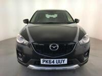 2015 MAZDA CX-5 SPORT NAV DIESEL LEATHER INTERIOR 1 OWNER SERVICE HISTORY
