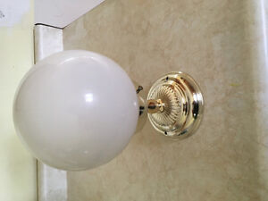 Light Fixtures and Bath Safety Grab Bars for sale
