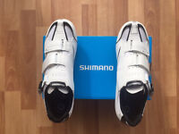 Shimano R088 road bike shoes size 11 eur 47 BNIB