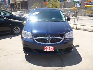 2013 Dodge Grand Caravan BASE Minivan, Van