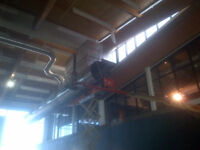 Commercial Sheet Metal (HVAC) Installation