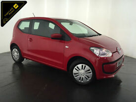 2013 63 VOLKSWAGEN MOVE UP 3 DOOR HATCHBACK 1 OWNER SERVICE HISTORY FINANCE PX