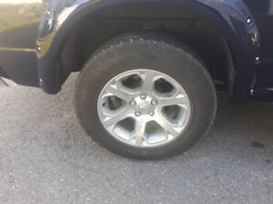 DODGE RIMS AND TIRES