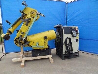 Fanuc R2000ia165r Cnc 6 Axis Robot Wrj3ib Control