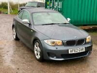 2012 BMW 1 Series 120d Exclusive Edition 2dr Step Auto COUPE Diesel Automatic