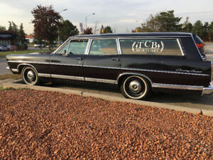 Cool looking car it's not  hearse was just for  Halloween