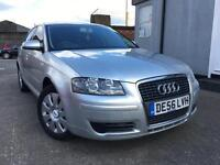 Audi A3 1.6 Special Edition Sportback 2006/56 Plate