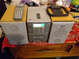 dcb02443ebb9 BRAND NEW* AZATOM MoreAudio Desire DAB Digital FM Radio Alarm Clock ...
