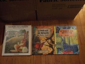 livres pour enfants primaire