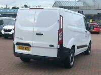2021 Ford Transit Custom 2.0 EcoBlue 105ps Low Roof Leader Van Van Diesel Manual