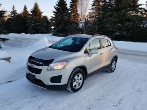 2013 CHEVROLET TRAX LT, NEW TIRES, NEW SAFETY!
