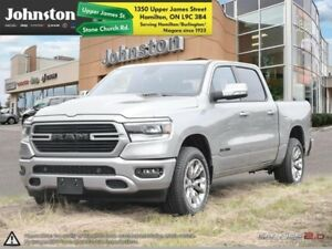 2019 Ram 1500 Sport  - Leather Seats -  Cooled Seats - $206.20 /