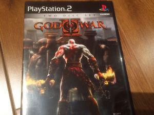 PS2 God of War 2 Gatineau Ottawa / Gatineau Area image 1